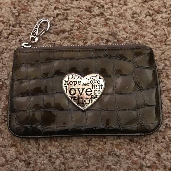Brighton Handbags - Brighton Card Coin Wallet